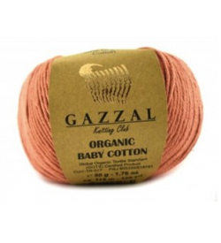 Gazzal Organic Baby Cotton 438