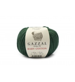 Gazzal Baby Cotton Haki -3467