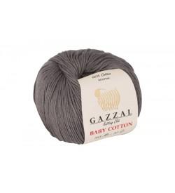 Gazzal Baby Cotton Füme Bebek Yünü-3450