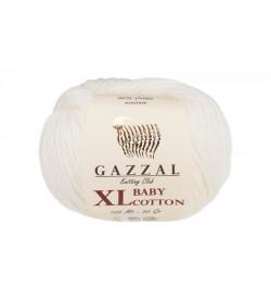 Gazzal Baby Cotton XL Ekru Bebek Yünü-3410XL