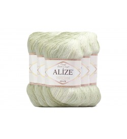 Alize Süperlana Zincir Batik 5 Adet 3051