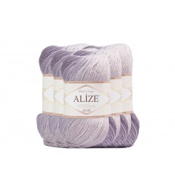 Alize Süperlana Zincir Batik 5 Adet 3085