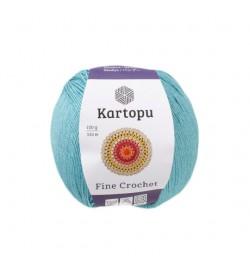 Kartopu Fine Crochet El Örgü İpi - K1551