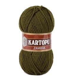 Kartopu Zambak El Örgü İpi - K410