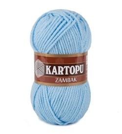Kartopu Zambak El Örgü İpi - K540