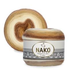 Nako Angora Luks Color 82359