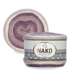 Nako Angora Luks Color 82360
