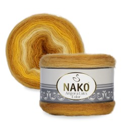 Nako Angora Luks Color 82363
