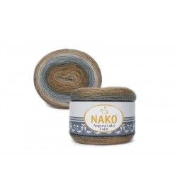 Nako Angora Luks Color 81907