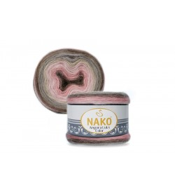 Nako Angora Luks Color 81911