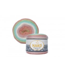Nako Angora Luks Color 81919