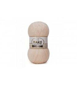 Nako Angora Luks Simli Kemik-11499