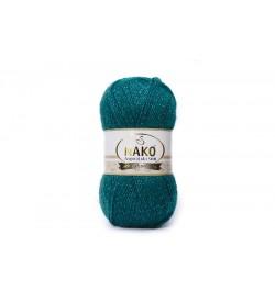 Nako Angora Luks Simli Zümrüt-10171