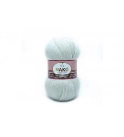 Nako Angora Luks Gümüş Gri-969