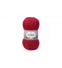 Nako Angora Luks Koyu Kırmızı-1175