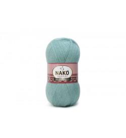 Nako Angora Luks Bakır Yeşili-10628