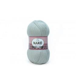 Nako Angora Luks Gri Bej-11031
