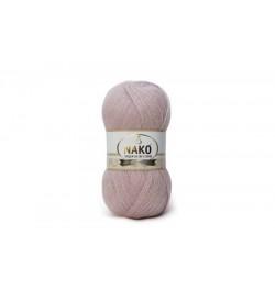 Nako Angora Luks Gül Goncası-318