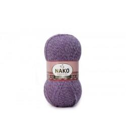 Nako Angora Luks Lila Muline-21360