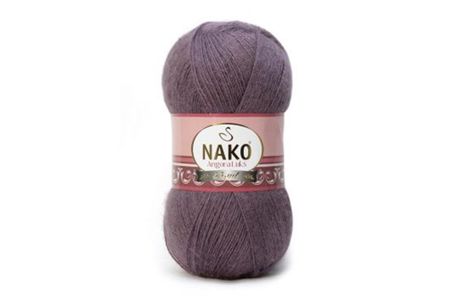 Nako Angora Luks Mürdüm-11598