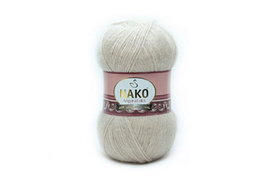 Nako Angora Luks Vizon-6858