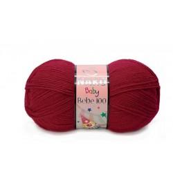 Nako Bebe 100 Karmen Kırmızı-3641