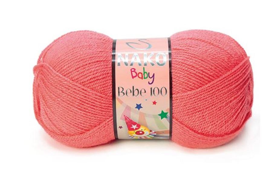 Nako Bebe 100 Mercan-11201