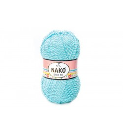 Nako Bebe 100 Muline Turkuaz-21292