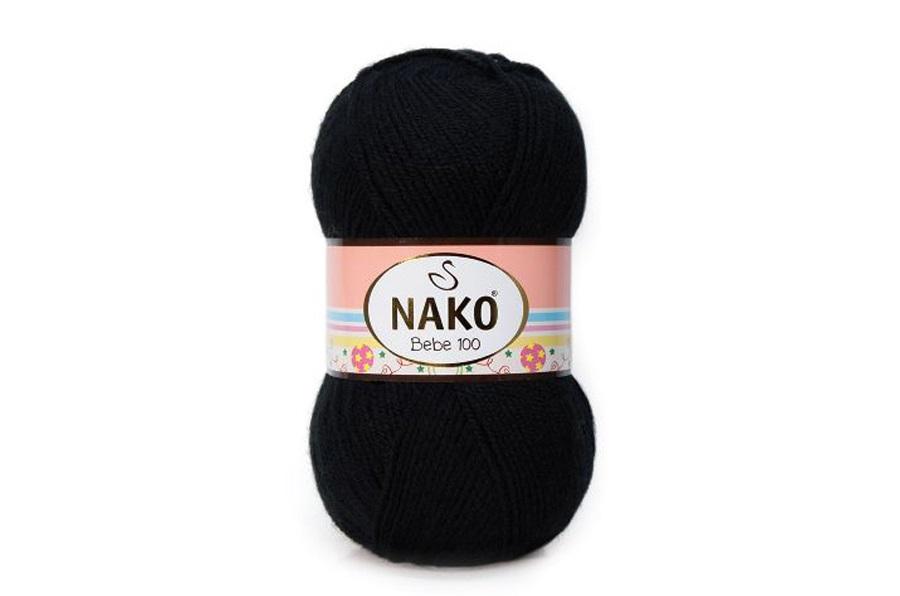 Nako Bebe 100 Siyah-217