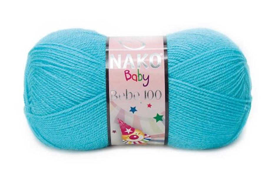 Nako Bebe 100 Turkuaz-3323