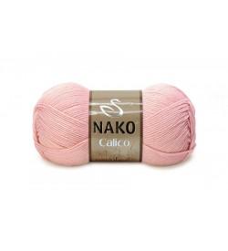 Nako Calico Açık Koral-11452