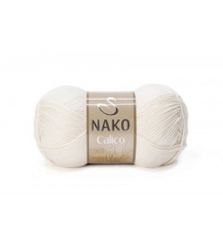 Nako Calico Ekru-3782