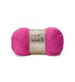 Nako Calico Fuşya-4569