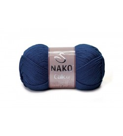 Nako Calico Lacivert-148