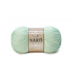 Nako Calico Mint-10331