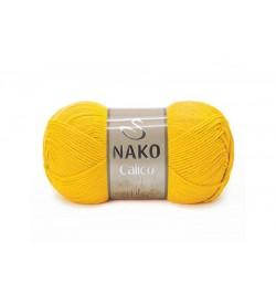 Nako Calico Sarı-4285