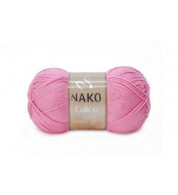 Nako Calico Şeker Pembe-6668