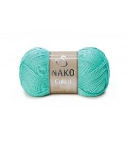 Nako Calico Sema Yeşili-10873