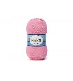 Nako Denim Pembe-11582