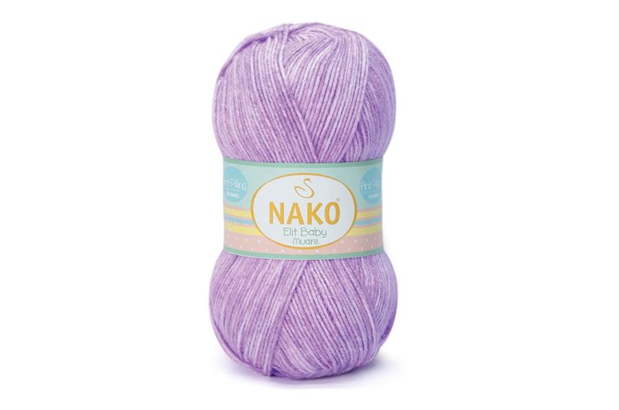 Nako Elit Baby Muare 31708