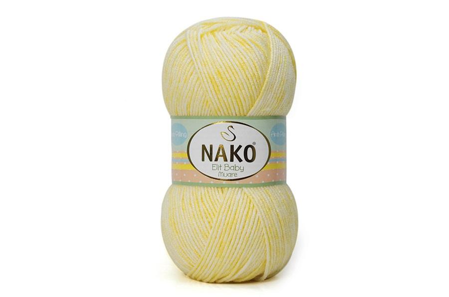 Nako Elit Baby Muare 31866