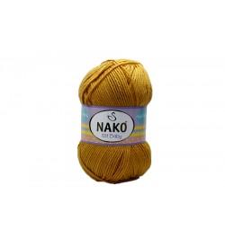 Nako Elit Baby Koyu Sarı-1636
