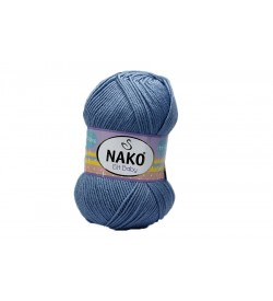 Nako Elit Baby Koyu Mavi-1986