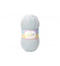 Nako Elit Baby Açık Gri-4672