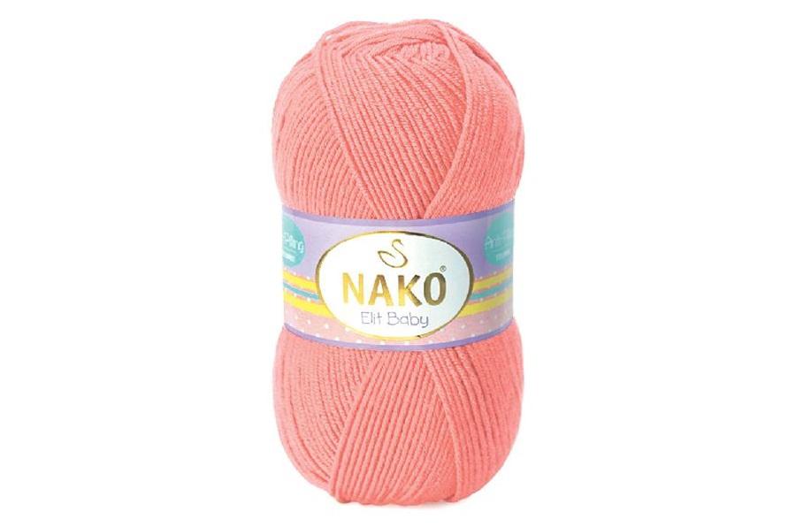 Nako Elit Baby Açık Koral-11452