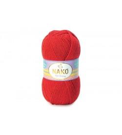 Nako Elit Baby Alev Kırmızı-207
