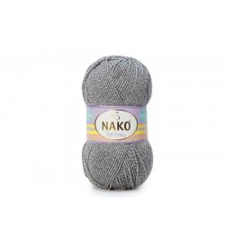 Nako Elit Baby Gri Beyaz Muline-21353