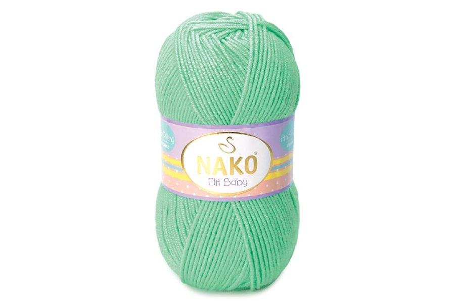 Nako Elit Baby Siyam Yeşili-10001