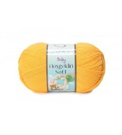 Nako Hoşgeldin Soft Sarı-184