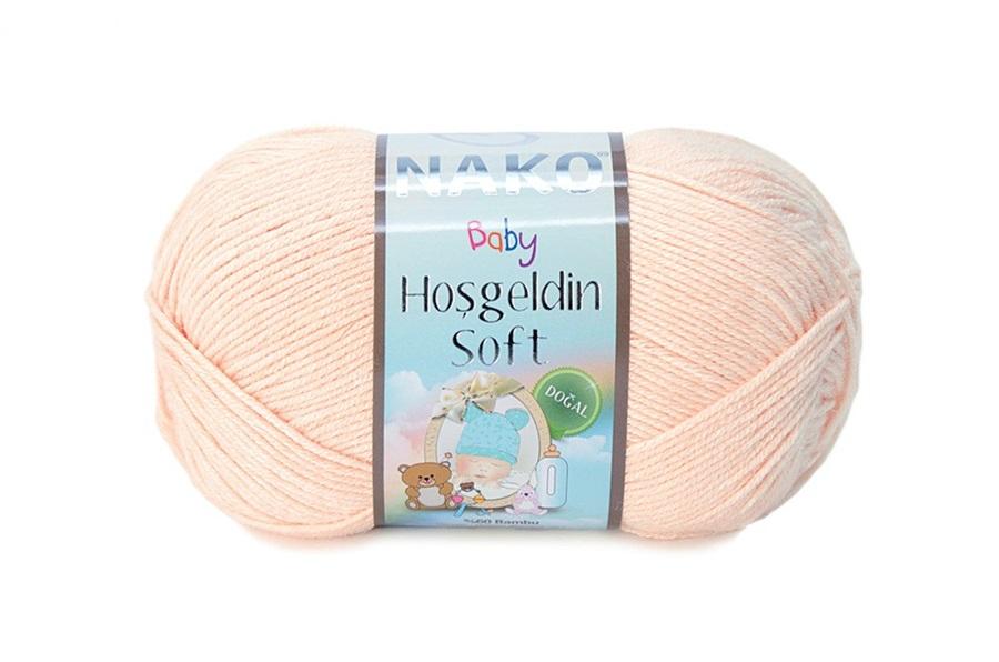 Nako Hoşgeldin Soft Soft Pembe-158